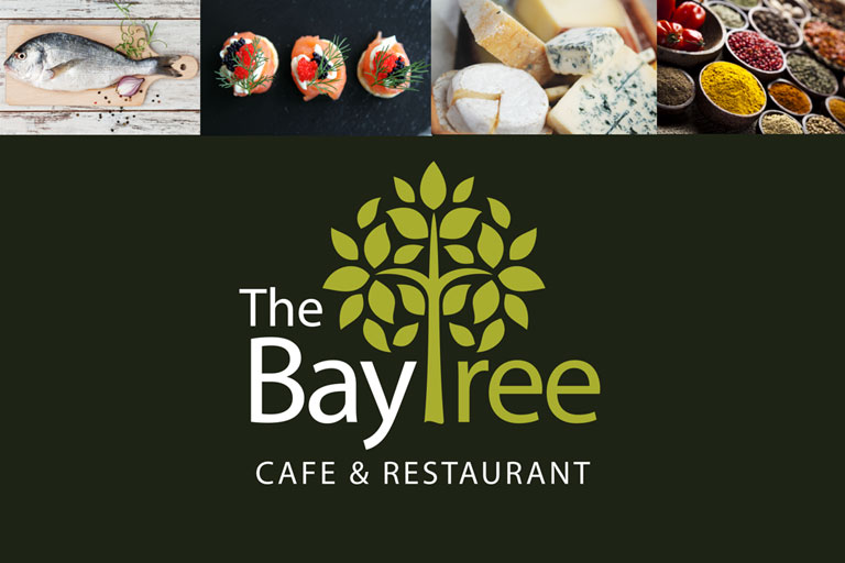 The Baytree Restaurant - Tewkesbury - Responsive website design, Marketing and branding